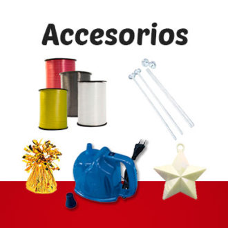 accesorios para globos
