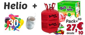 helio barato para globos