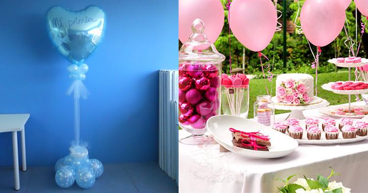 Decoracion globos comunion madrid globos de helio for Decoracion globos comunion