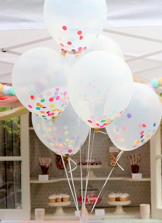 decoracion para comunión con globos madrid