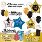 Globos Estrella Eventos Pack Globo de Helio Personalizado