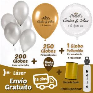 Globos de Helio Boda Invitaciones / Decoración