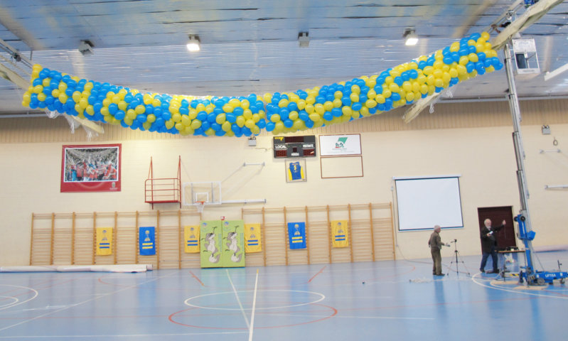 caida de globos en tipo tipo de eventos y celbraciones