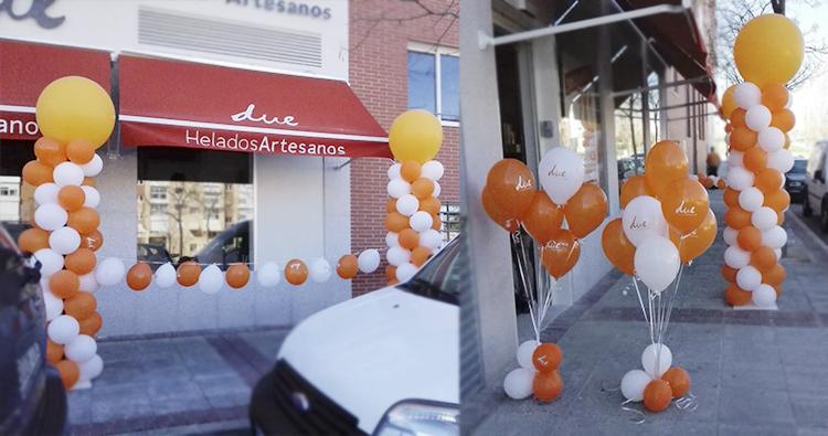 ideas para inaugaraciones de locales en la calle