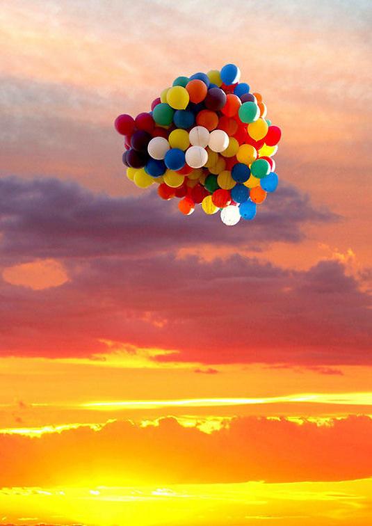 Suelta de globos latex para eventos