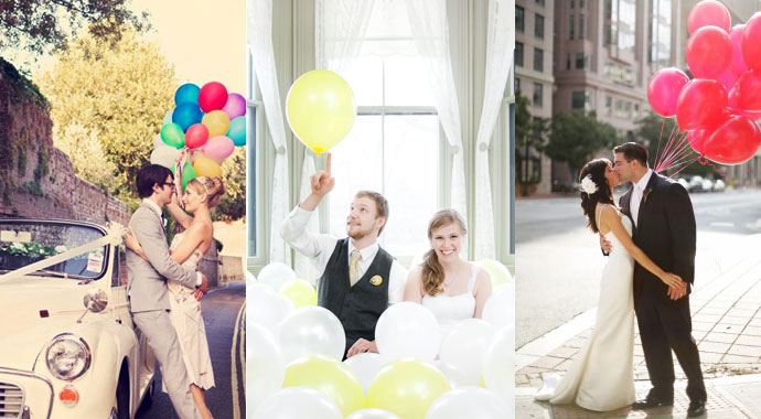 globos para decorar tu oba y reportajes fotograficos