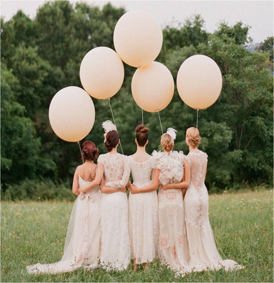 decora tu boda con con globos