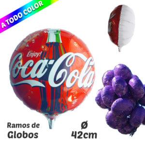 Globos Redondos Impresos A Todo Color 42 cm