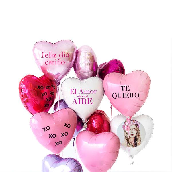 Globos San Valentin
