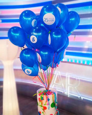 Globos Personalizados ramos de globos de helio