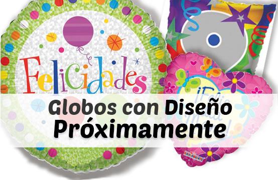 globos tematicos con diseño