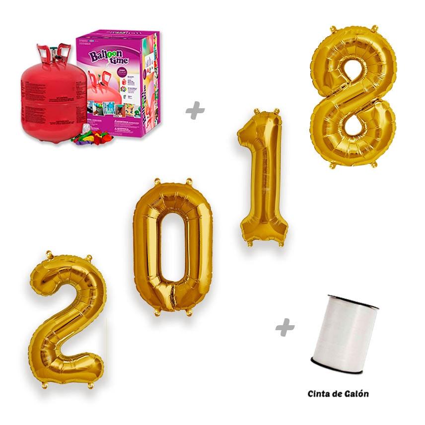 navidad globos 2018 mas helio