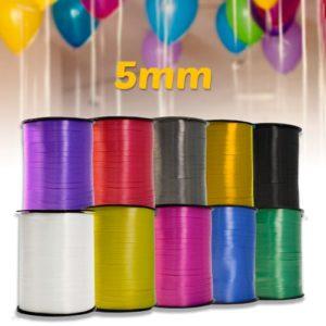 CINTA de atado globos cinta de galon colores