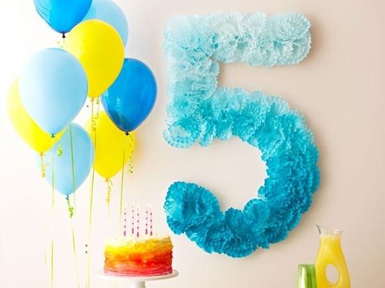 Fiestas Cumpleaños Infantiles - Globos 12