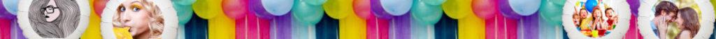 Imprimir tus fotos en globo poliamida