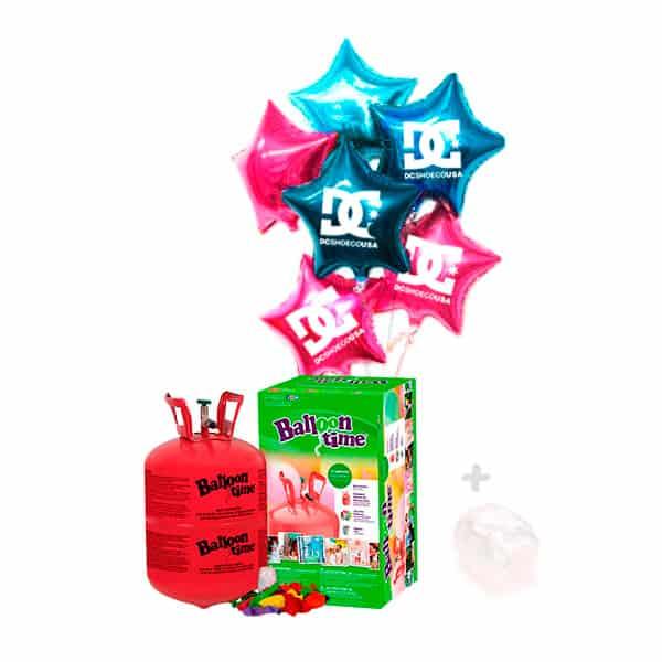 12 Globos Estrella Pack Mini