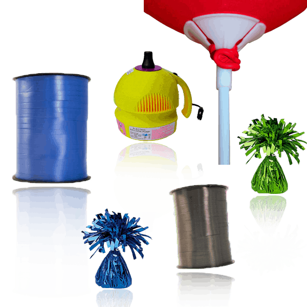 Accesorios para Globos de helio personalizados