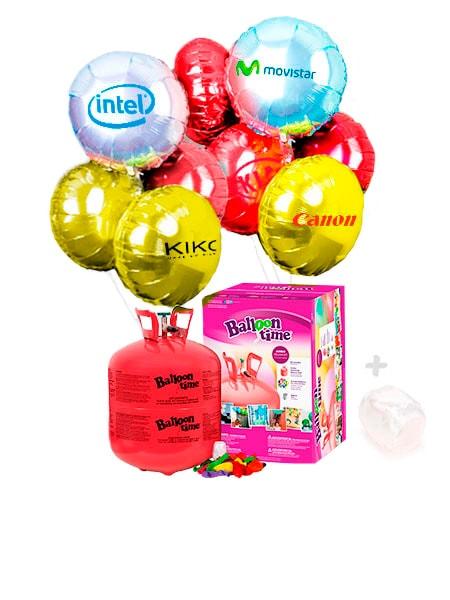 Pack Poliamida Redondo Personalizados Helio Maxi